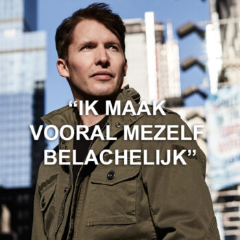 James Blunt interview // Veronica Magazine \\