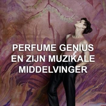Perfume Genius interview// Attitude \\