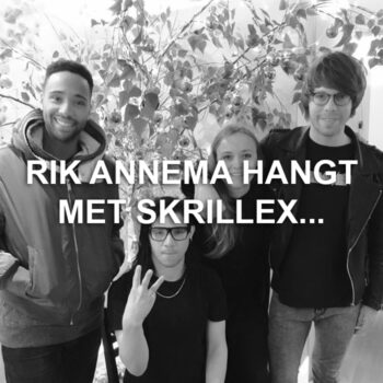 Rik Annema interview// Noisey \\