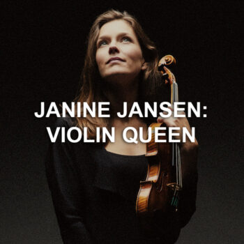 Janine Jansen interview// Holland Herald \\