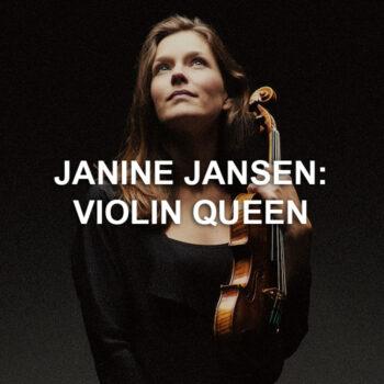 Janine Jansen interview// Holland Herald \\