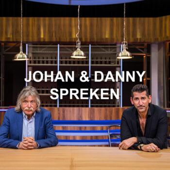 Danny Vera & Johan Derksen// Veronica Magazine \\